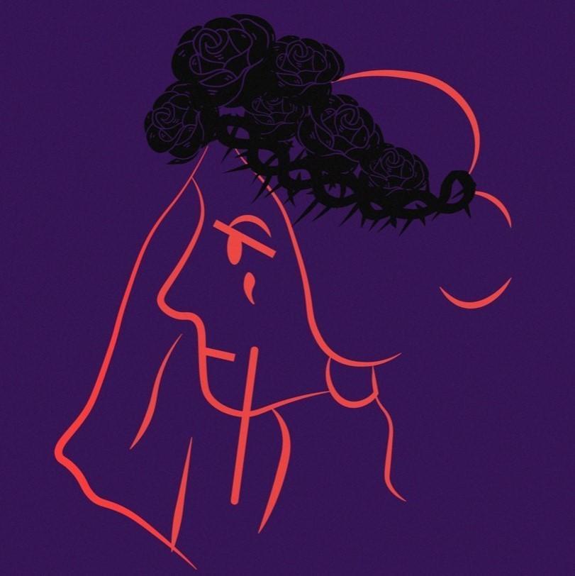 Zoraki Evlilik Logo Mor