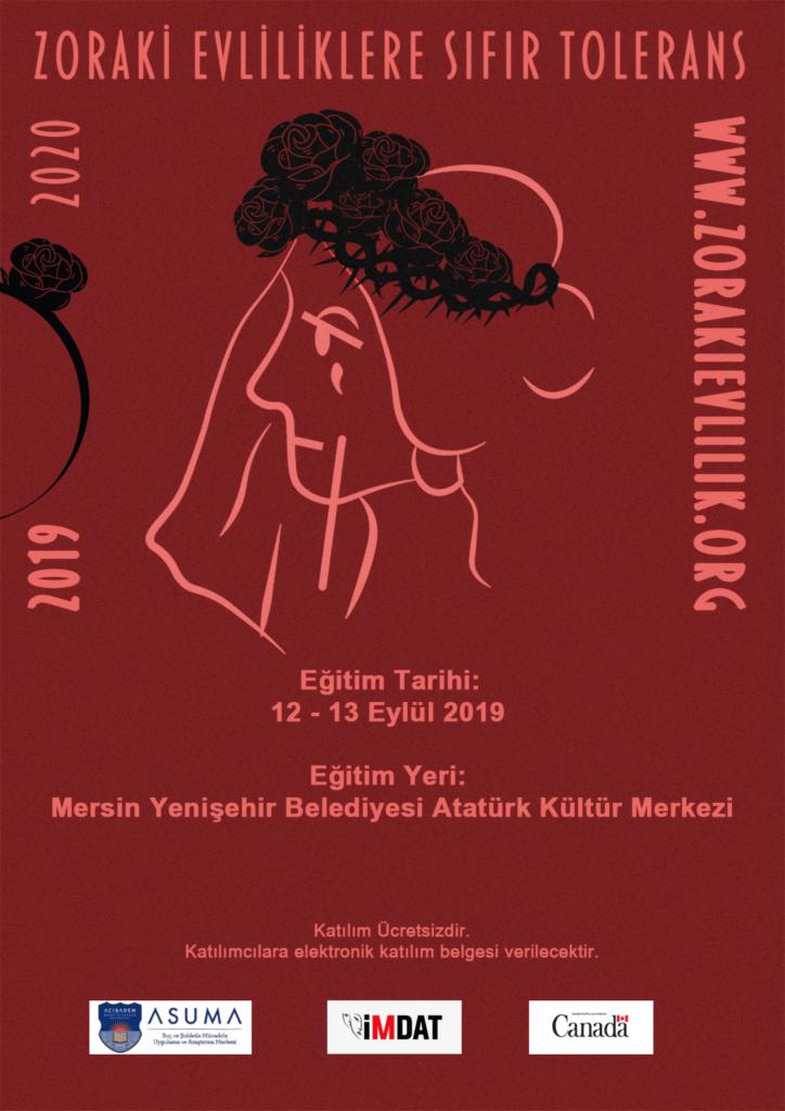 Zoraki Evlilik Mersin Eğitimi Poster