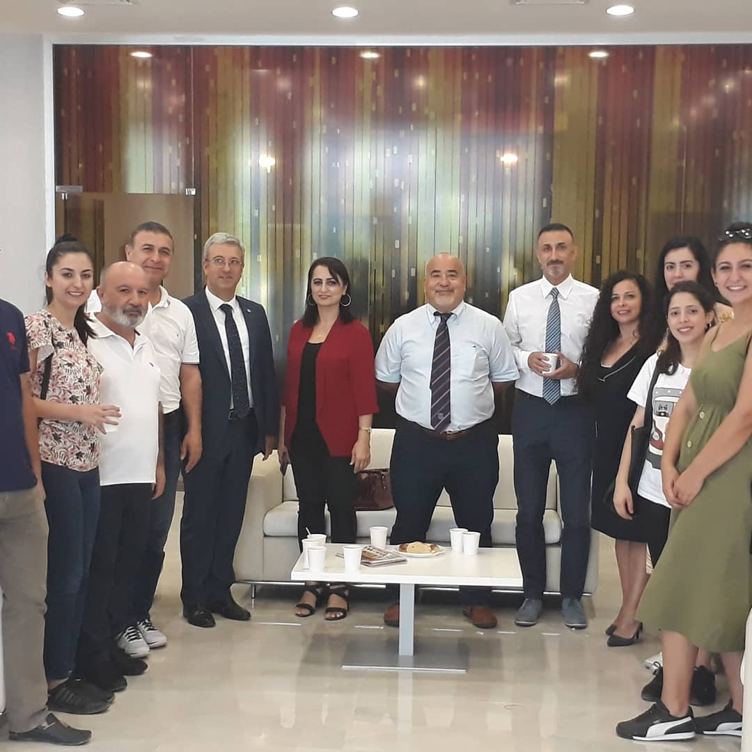 OUR MERSİN TRAINING COMPLETED SUCCESFULLY…